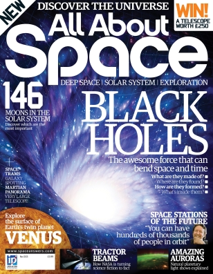 All About Space issue 3