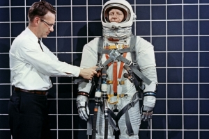 Apollo A7L spacesuit