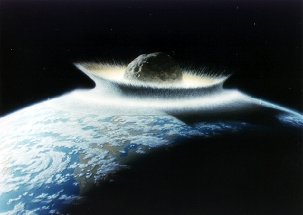Is there any way to protect Earth from meteors like the ...
