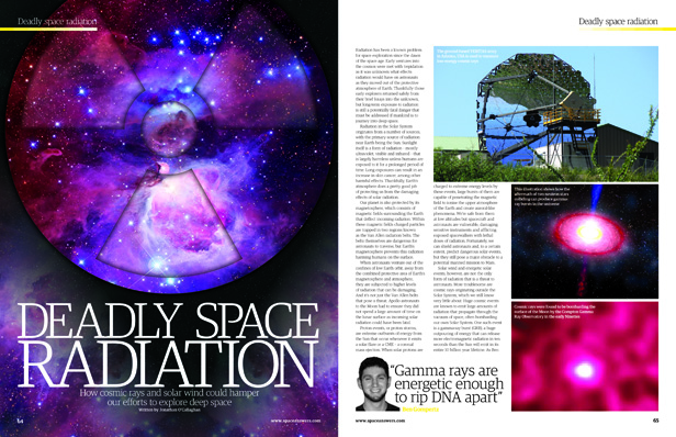 Radiation feature 17