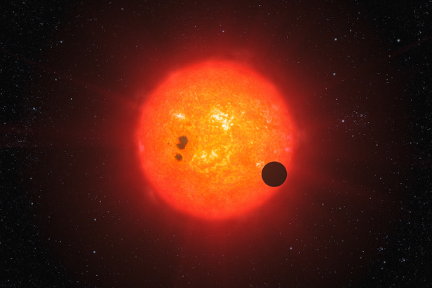 Red dwarfs are the most common star type in the universe