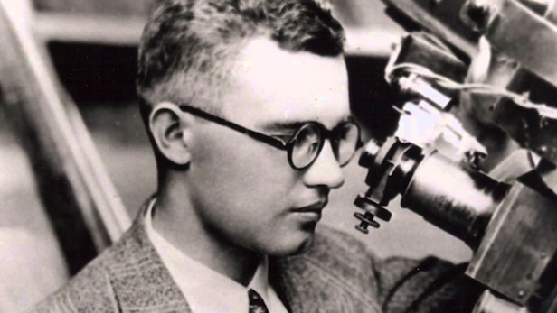 Clyde Tombaugh discovered dwarf planet Pluto in 1930. Image Credit: NASA