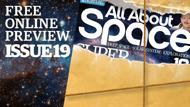 What's inside All About Space issue 19?