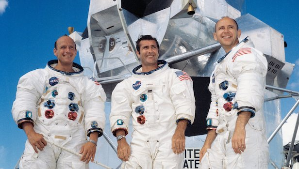 apollo space crews - photo #8