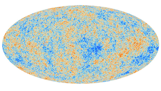 Using measurements of the Cosmic Microwave Background, it's likely that the universe is flat with zero curvature
